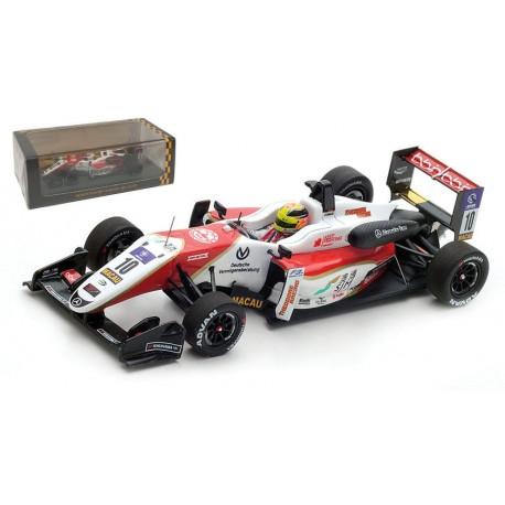 2018 Mick Schumacher Dallara F317 Theodore Racing Formula 3 Champion