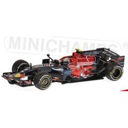 Toro Rosso STR3 S.Vettel vainqueur GP d'Italie 2008