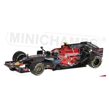 Toro Rosso STR3 S.Vettel winner Italian GP 2008