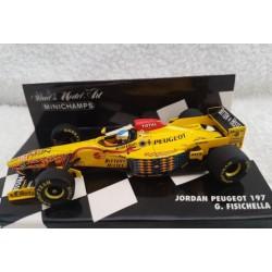 Jordan Peugeot 197 G.Fisichella 1997