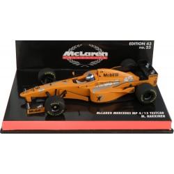 McLaren Mercedes MP4/12 Testcar M.Häkkinen