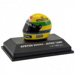 1988 Ayrton SENNA helmet