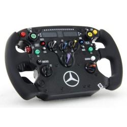 McLaren MP4-24 steering-wheel scale 1/4