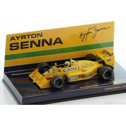Lotus Honda 99T A.Senna winner 1987 Monaco GP