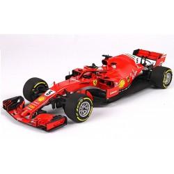Ferrari SF71-H Sebastian Vettel