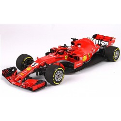 Ferrari SF71-H S.Vettel winner Australian GP 2018