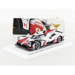 Toyota Gazoo Racing TS050 Vainqueur 24h Le Mans 2018