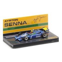 Ralt Toyota RT3 A.Senna 1ère victoire en F3