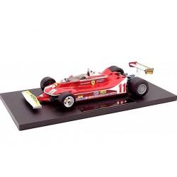 Ferrari 312T4 Jody Scheckter World Champion 1979