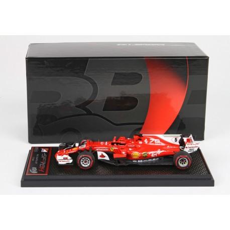 Ferrari SF70-H  70 years of Ferrari in F1