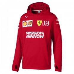 Ferrari Hooded Team Tech Fleece