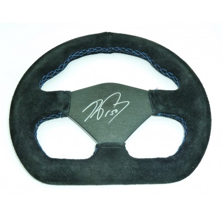 signed Alain Prost / Williams GP steering-wheel