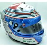Valtteri Bottas / 2014 Singapore GP race worn helmet