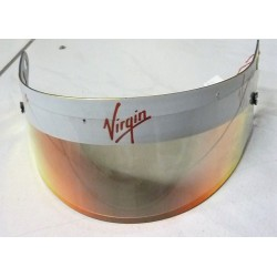 F1 drivers authentic visors