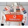 Lewis Hamilton /2008 McLaren Brazil GP show suit