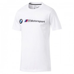BMW MMS Logo T-Shirt white