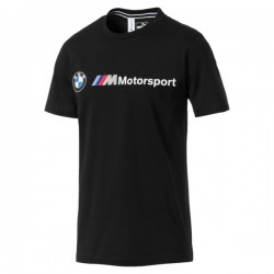 BMW MMS Logo T-Shirt black
