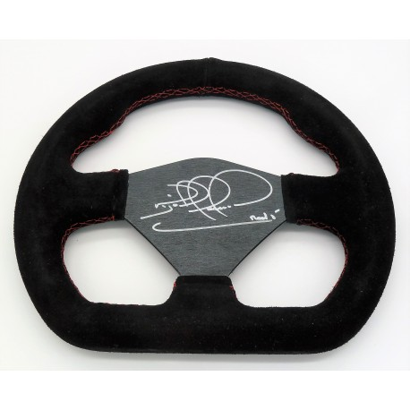 signed Nigel Mansell / Williams GP steering wheel