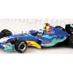 Sauber C23 G.Fisichella 2004