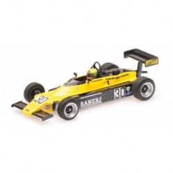 Van Diemen RF82 Ayrton Senna FF2000 Ayrton Senna