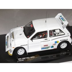 MG Metro 6R4 Ayrton SENNA Test Car