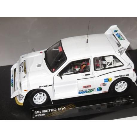 MG Metro 6R4 Ayrton SENNA Test Car