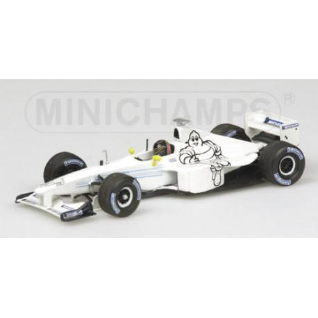 Williams FW21 Testcar MICHELIN 2000