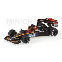 Tyrrell Ford 012 Stefan Bellof Monaco GP 1984