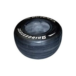 BRIDGESTONE rear tyre