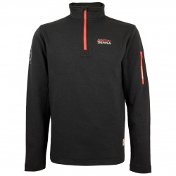 Ayrton Senna Sweatshirt McLaren 3 times World Champion