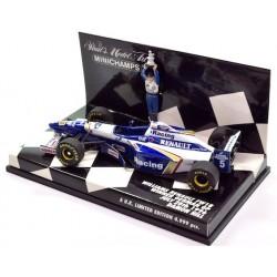 Williams Renault FW18 Damon Hill 1996