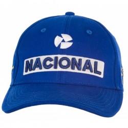 Ayrton Senna NACIONAL embroidered cap