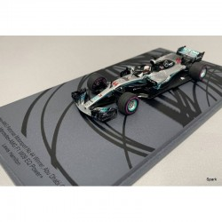 Mercedes F1 W09 Lewis HAMILTON 2018