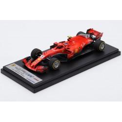 Ferrari SF71-H Kimi Räikkönen winner 2018 US GP