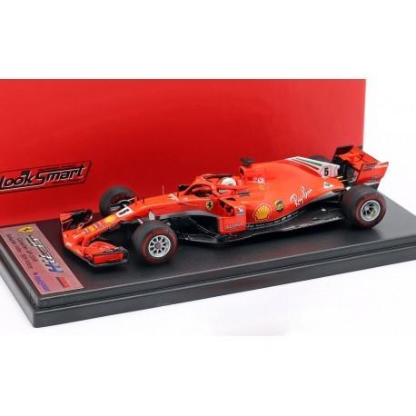 Ferrari SF71-H Sebastian Vettel 50th victory