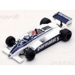 Brabham BT49 Nelson Piquet winner 1981 Argentina GP