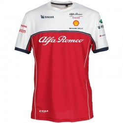 T-Shirt Alfa Romeo Team