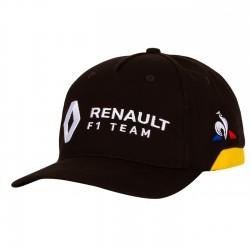 Casquette Renault F1 noire