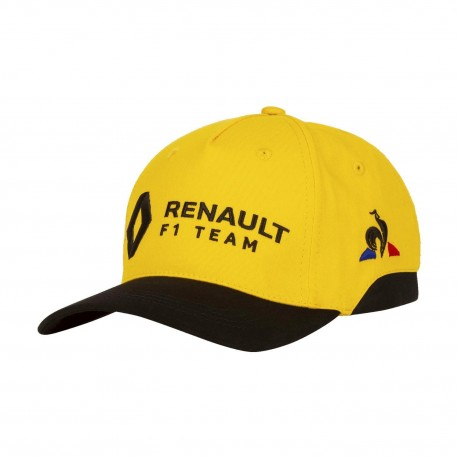 Renault F1 Team Cap yellow