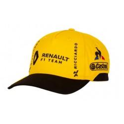 Casquette Daniel Ricciardo / Renault F1