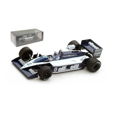 Brabham BT55 Elio De Angelis 1986