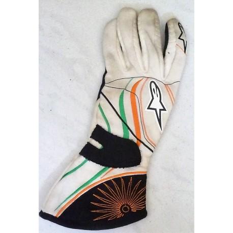 2011 Nico Hülkenberg / Force India glove