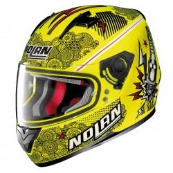 Nolan N64 Let's Go jaune