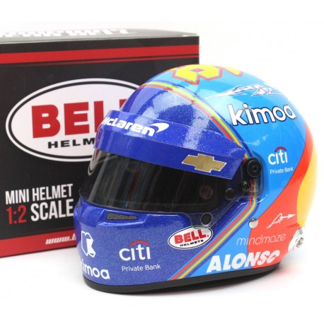 2019 Fernando Alonso Indy Mini Helmet