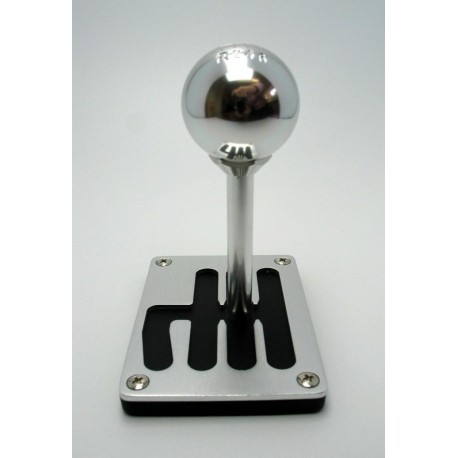 6-Speed Gearshift Knob aluminuim Paperweight