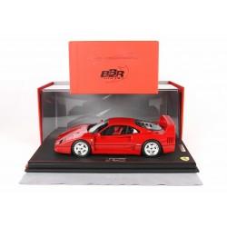 Ferrari F40 1987 avec coffret plexi