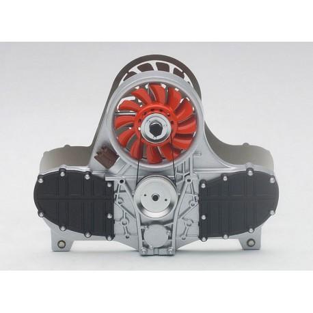 Air-cooled Engine Letter Holder, red