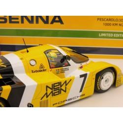 Porsche 956K Ayrton SENNA 1000km Nürburgring 1984
