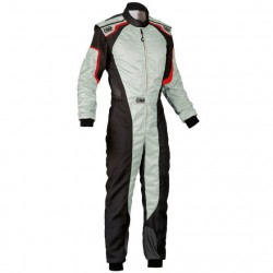 KS-3 Karting suit, grey/black