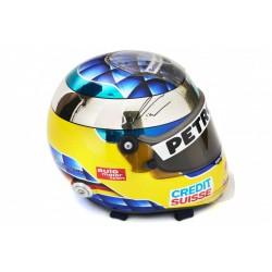 signed 2003 Nick Heidfeld / Sauber GP helmet